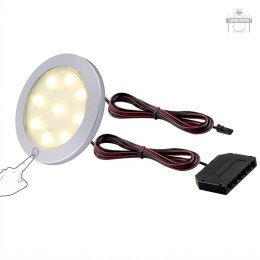OPRAWA LED orbit XL MASTER srebrna 3W neutralna
